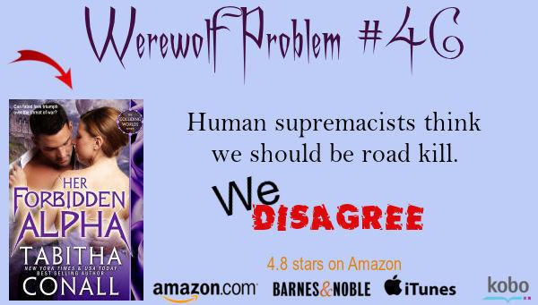 Werewolf Problem #46