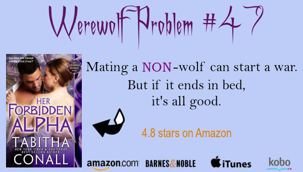 Werewolf Problem #47