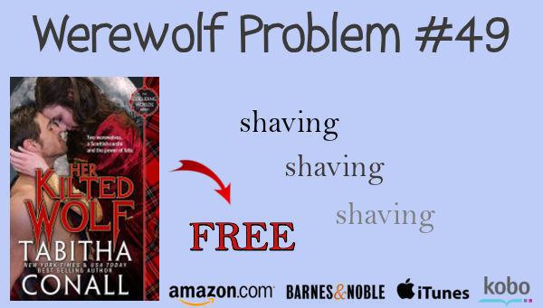 Werewolf Problem #49