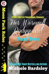 Her Werewolf Bodyguard-Michele Bardsley