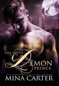 One Night With the Demon Prince-Mina Carter