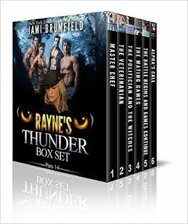 RaynesThunderBoxedSet